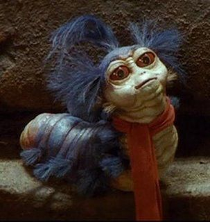 "The Labyrinth ---- sooooo cute! LOVE THIS LITTLE GUY!! ""No, I said 'Ello, but close enough!"""