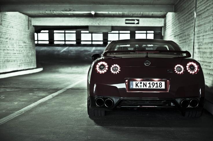EeE Kurt • blessed-in-abundance: Nissan GT-R | Credit | More