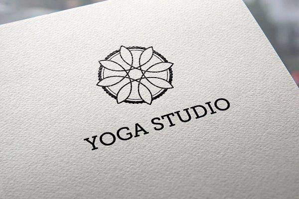 Yoga logo - Logos - 2