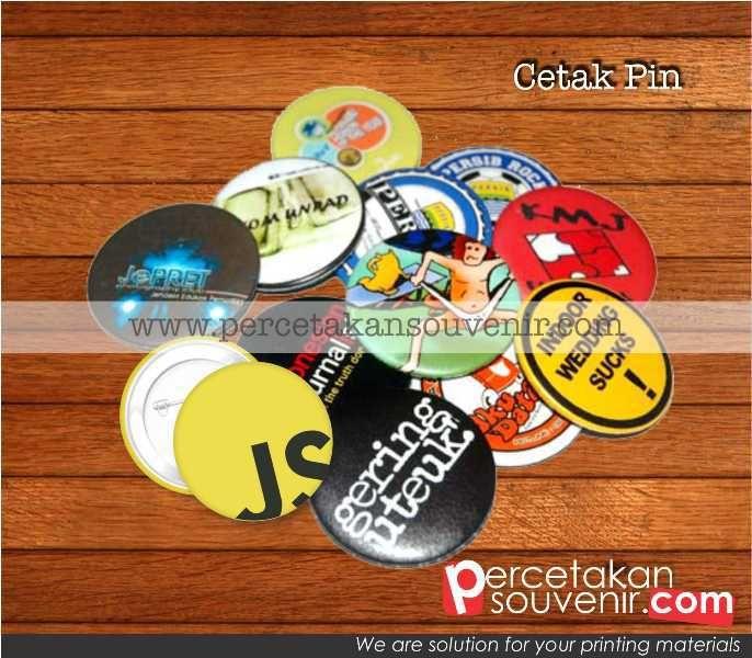 Cetak Pin | Cetak Pin Promosi | Buat Pin | Tempat Pembuatan Pin Info : 0812-8848-7672  www.percetakansouvenir.com www.cetakmurahjakarta.com