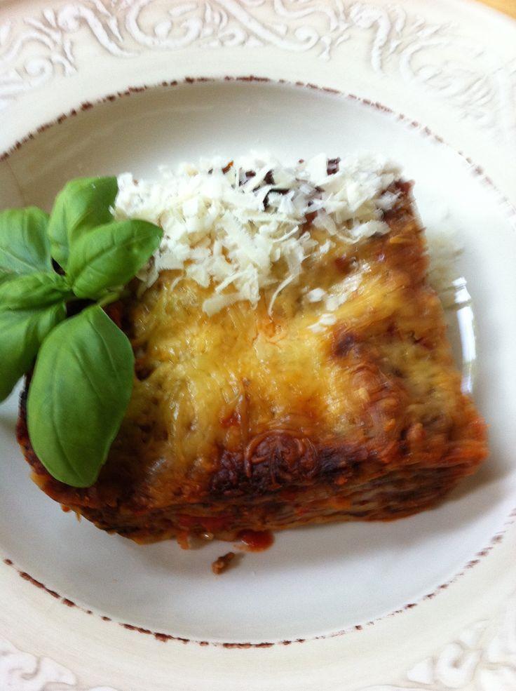 Lasagne <3