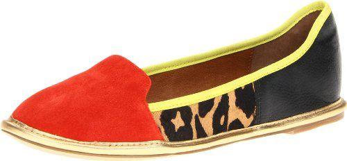 Flat shoes by Dolce Vita Flats #shoes #womenshoes #flatshoes #animalprint @Kitty Edisto Purring $80