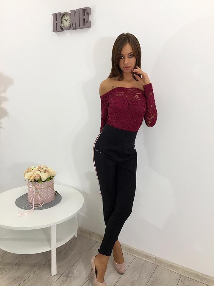 💗💗 Cudowna stylizacja 💗💗 Body koronkowe to nasz BESTSELLER Link do produktu: http://bit.ly/2xBPWBZ Stylistka Sara <3