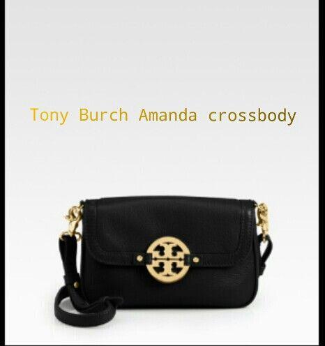 Tony Burch Amanda crossbody in black