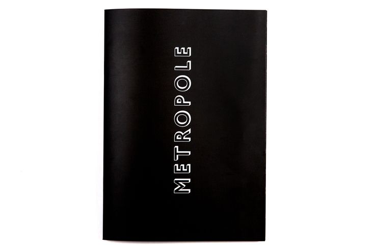 Metropole London city architecture book Lewis Bush (2)