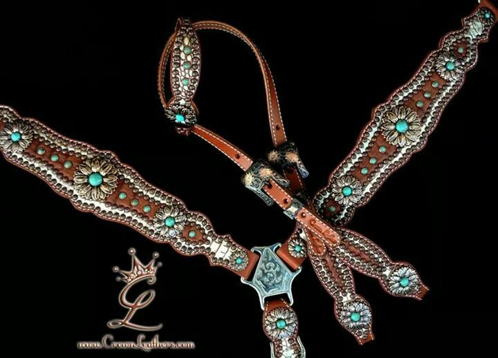 Crown Leather Tack