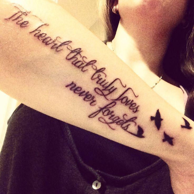Best 25 Memorial Tattoo Quotes Ideas On Pinterest: 25 Best Simple Memorial Tattoos Hearts Images On Pinterest