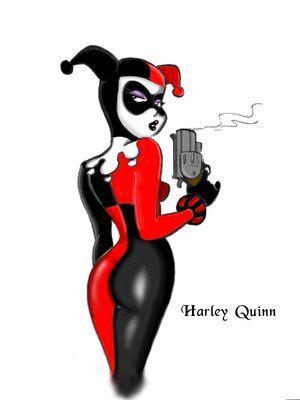 Harley Quinn Cosplay                                                                                                                                                                                 Plus