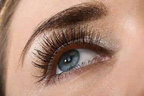 $3.99   Permanent Eyelash 3D Mink False Cross Eye Lashes