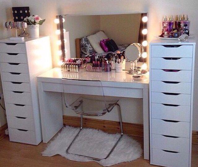 dream - Makeup Eitelkeit Beleuchtung Ikea