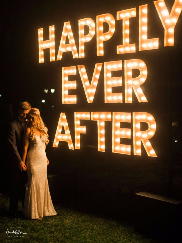 Make a statement and wow your guests with a light up marquee! See more here: http://www.mymarqueesd.com/