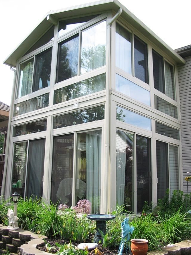 2 Level Sunroom