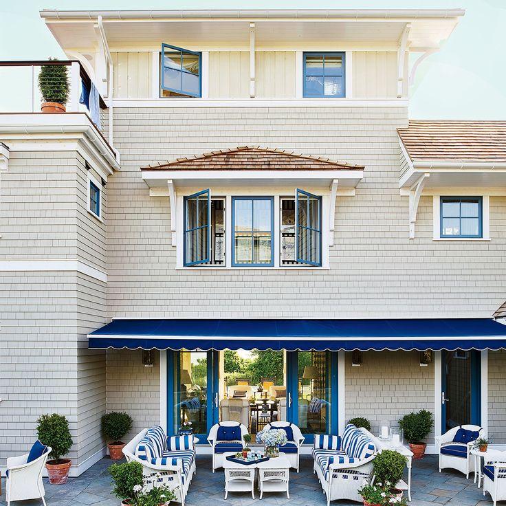 4273 migliori immagini beach cottage su pinterest idee for Planimetrie in stile sud