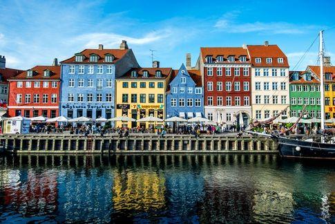 AuroraXplorer school trip visits Copenhagen, Denmark