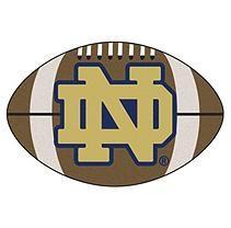 NCAA - Notre Dame Football Mat