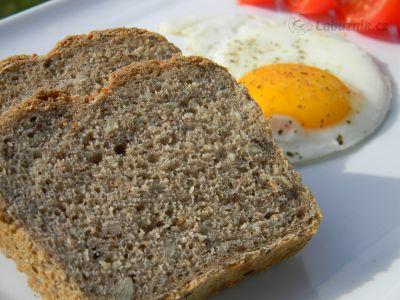 Žitný chléb pro ETA Siesta