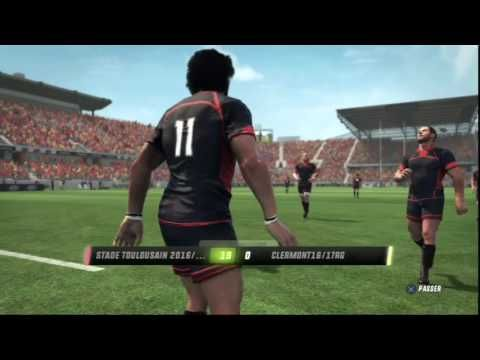 ►[HD]Rugby Challenge 3 | TOP 14 | Stade Toulousain vs ASM Clermont-Auvergne