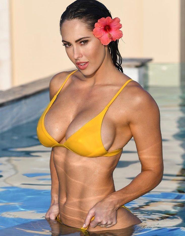 Milf bikini models Pin On Fitness