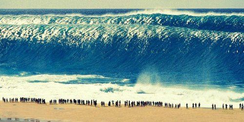 big big big swell