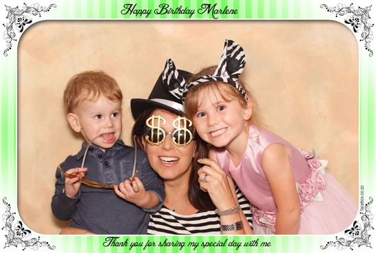 Marlene's 40th Birthday