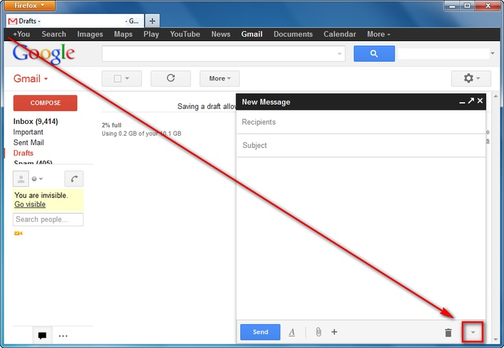 How to disable Gmail's new compose-new-email pop-up window [How-To Guide]