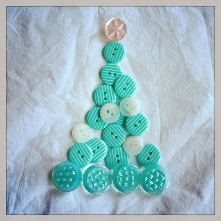 Christmas tree of buttons! Finishing touches going on this week's Little Emperor orders. #aqua #summer