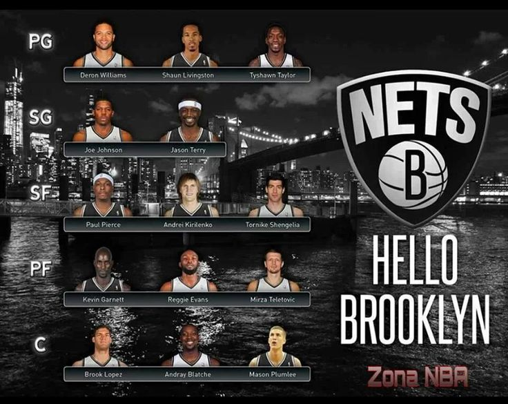 nets players