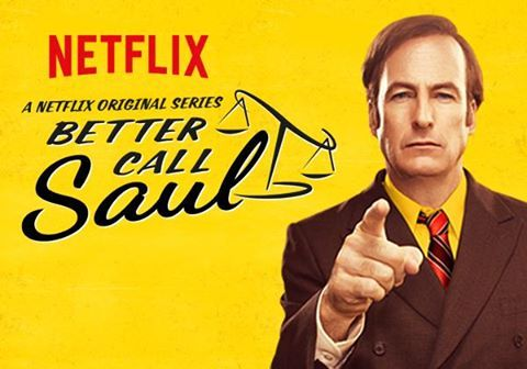 Better Call Saul. Series 1 feels like a prequel for the prequel series. Part-time comedy, part-time drama, pretty darkly funny and moving. I loved seeing Slipping Jimmy evolve. Anything to do with Mike Ehrmantraut was awesome and can't wait to see more from him.