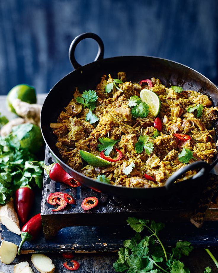 Keep calm and curry on with make-ahead pork rendang – a traditional Indonesian recipe that is full of warming flavours and slow-cooked until the meat melts in your mouth.