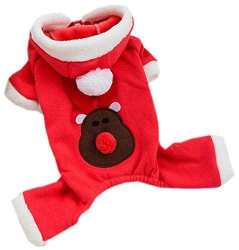 La vogue Conjuntos de Ropa Para Perros Casual Navidad Con... https://www.amazon.es/dp/B0177VFW52/ref=cm_sw_r_pi_dp_x_fePQxb813XRFB