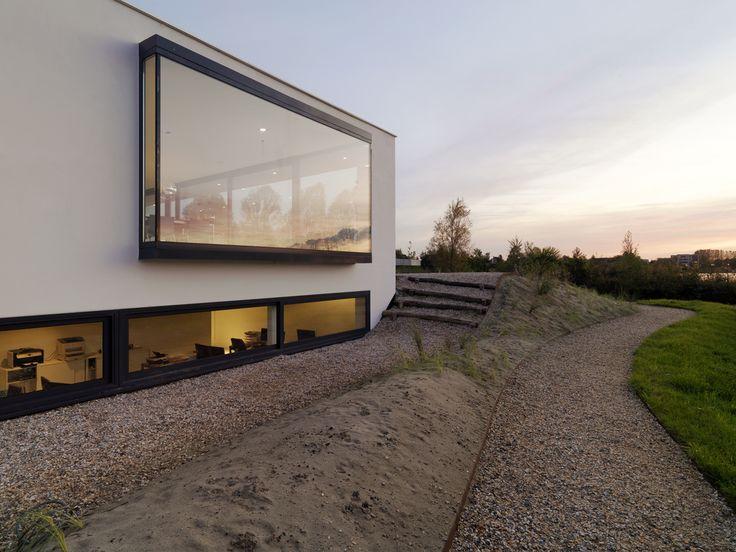 Grosfeld van der Velde Architecten   woonhuis S