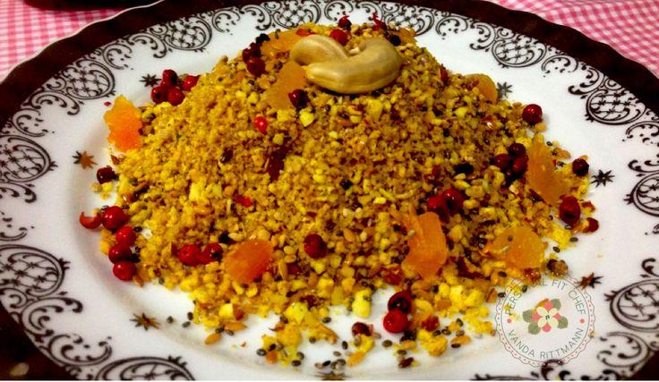 Compartilhar no WhatsAppA terceira receita da série Minha Ceia Fit vem com uma sugestão deliciosa da minha querida amiga, a personal fit chef Vanda ...