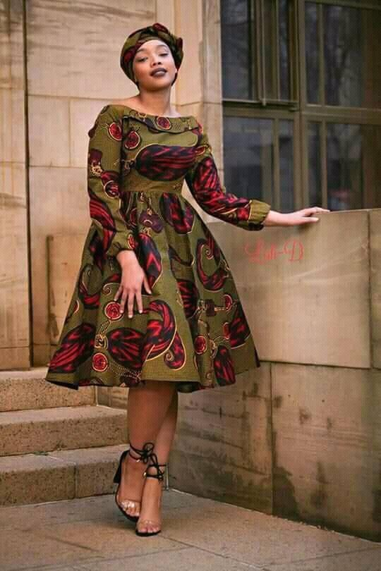 Most Beautiful Dinner Gown Styles Of 2018
