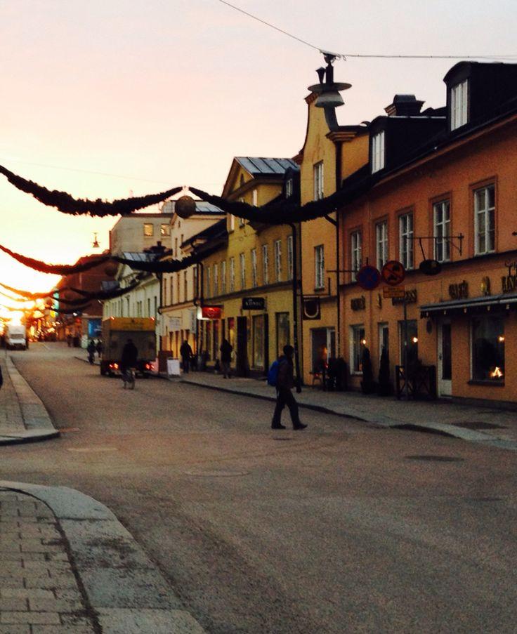 Svartbäcksgatan  Uppsala