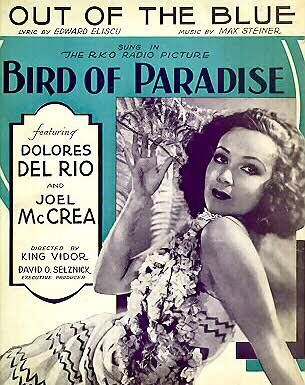 Bird of Paradise (1932) de King Vidor. Visto el 06/11/2015