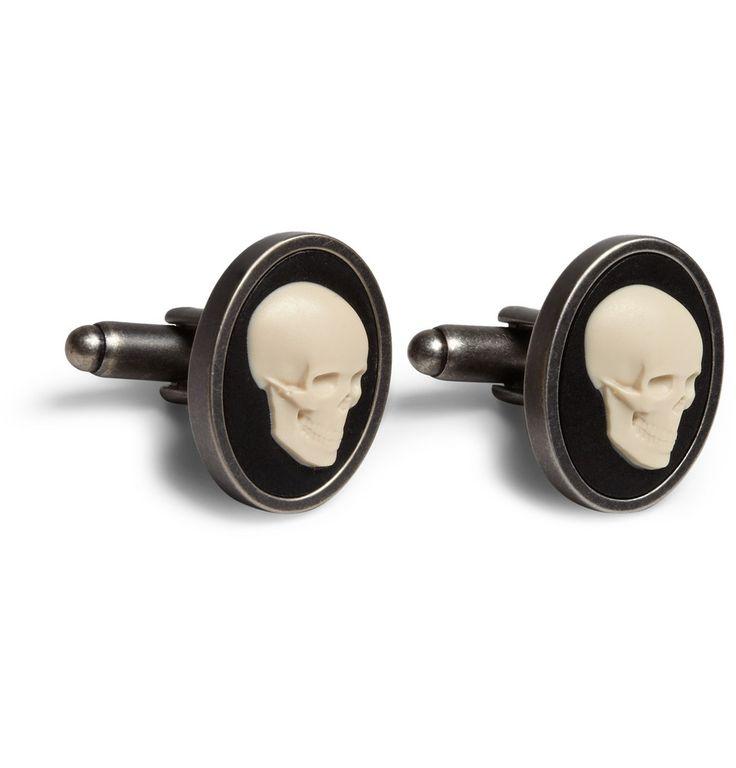 paul smithBrass Cufflinks, Cameo Brass, Design Cufflinks, Paul Smith, Cameo Cufflinks, Smith Skull, Cuffs Link, Skull Cameo, Cufflinks Men