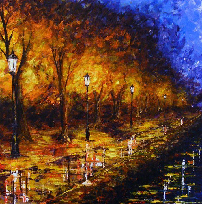 impressionism art landscape - photo #12