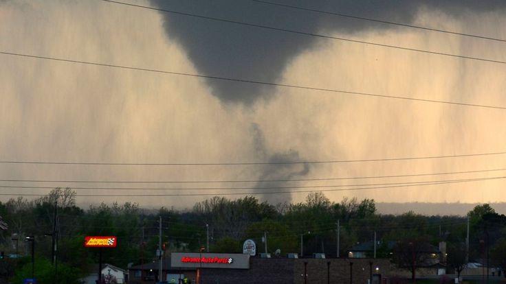 Oklahoma Tornado News, Photos and Videos - ABC News