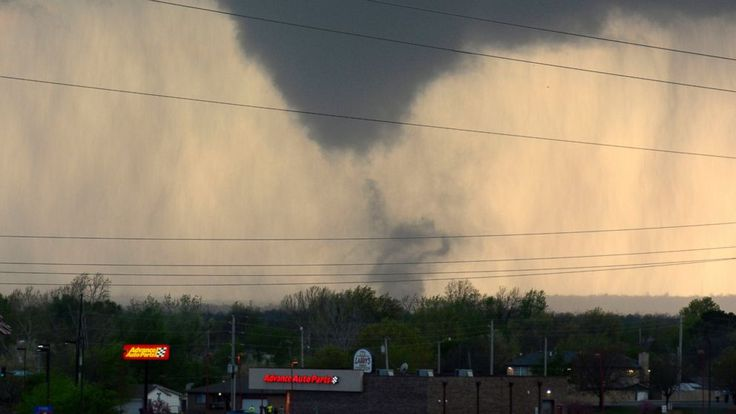 Oklahoma Tornado News, Photos and Videos - ABC News