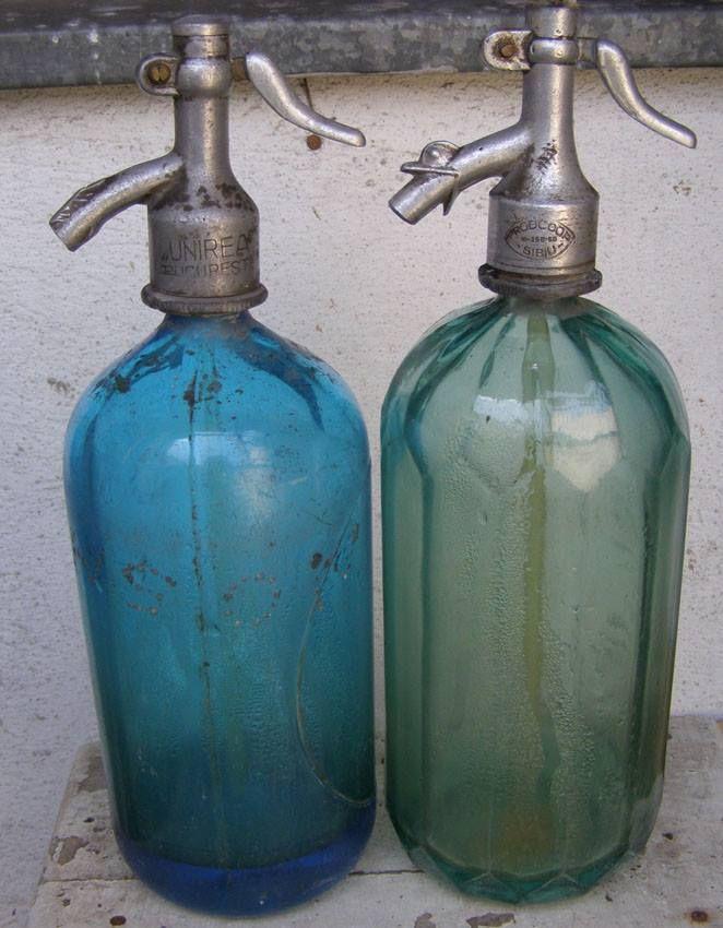 sifoane de sticlă