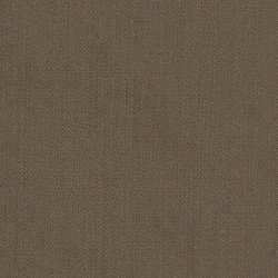*2 YD PC--Dark Taupe Wool Suiting