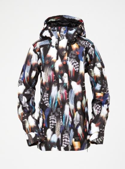 Roxy Jetty Insulated Color: Multi   Atlanta Ski & Snowboard   Marietta, GA 30062   (678) 560-1600  www.atlantaski.com