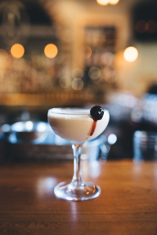 For the Love of the Industry; Q+A with Nikki (Fall cocktail recipe included!!) — Cure Restaurant