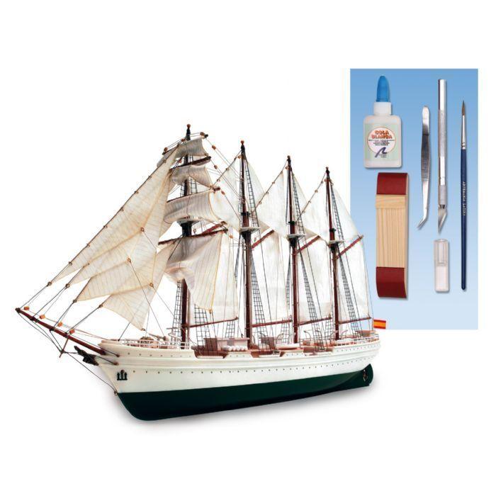 JUAN SEBASTIÁN ELCANO - Botado en Cádiz el 5 de marzo de 1927, el Juan Sebastián Elcano es un navío de la Armada Española usado como buque escuela. Es el barco más representativo y conocido de la Armada Española. // This 4 masted bergantin of the Spanish Navy, a Naval Academy Training ship, was launched in Cádiz on the 5th March 1927.