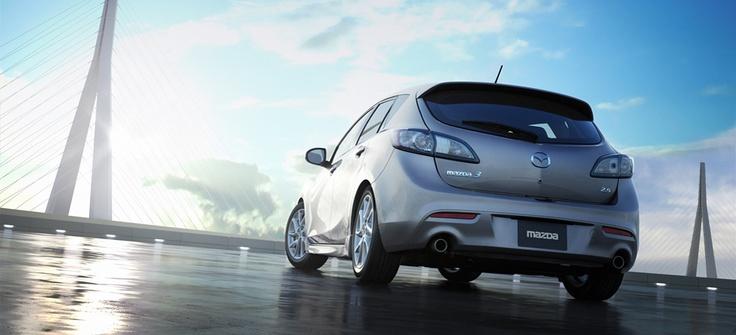 2012 #Mazda3 5 Door #hatchback