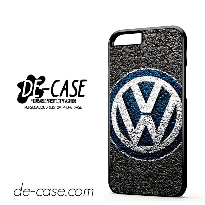 Volkswagen Car Logo VW DEAL-11762 Apple Phonecase Cover For Iphone 6 / 6S