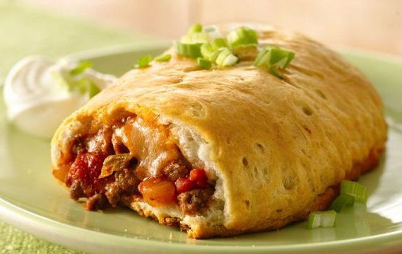 Taco Melts - Easy Delicious Luncheon Meal - 30 minutes -