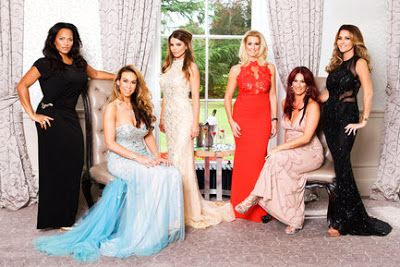 The British Housewives Invade Bravo — Meet The Real Housewives Of Cheshire!