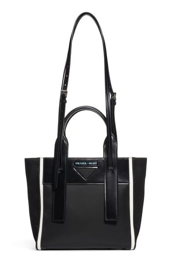 ed93356a48f9 Great for Prada Small Ouverture Tessuto Tote Women's Fashion Handbags.  [$1690] topbrandsclothing from top store