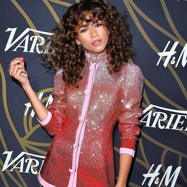 Pink?  Sparkly?  80s hair?  @zendaya ticks all our boxes as one of this week's best dressed celebs. Hit the link in bio to see who else we're crushing on. #zendaya #vivetta #bestdressed #redcarpet #ellemalaysia via ELLE MALAYSIA MAGAZINE OFFICIAL INSTAGRAM - Fashion Campaigns  Haute Couture  Advertising  Editorial Photography  Magazine Cover Designs  Supermodels  Runway Models
